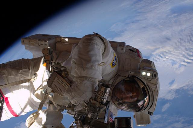 ESA Astronaut Tim Peake. Credits: ESA/NASA