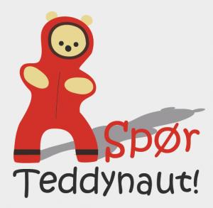 Send et spørsmål til Teddynaut